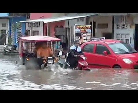 Πρωτοφανείς πλημμύρες στο βορειοανατολικό Περού