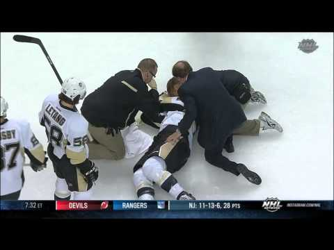 Shawn Thornton Sucker Punch's Orpik