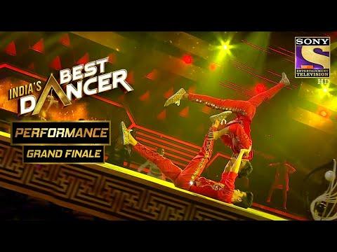 Mukul और Pratik के Performance ने किया सब को Shock | India's Best Dancer | Grand Finale