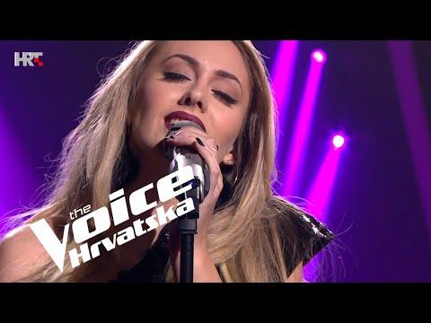 "Albina - ""Fix You"" | Live 2, polufinale | The Voice Hrvatska | Sezona 3"