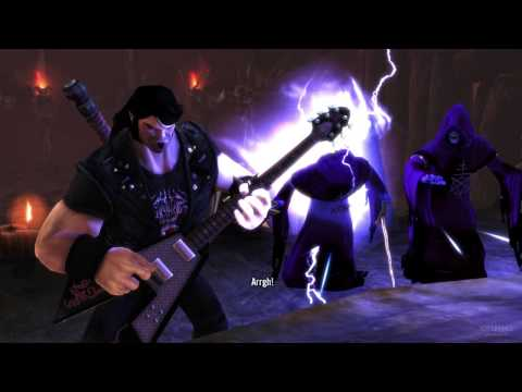 Quick Look: Brutal Legend on PC – with Gameplay Video