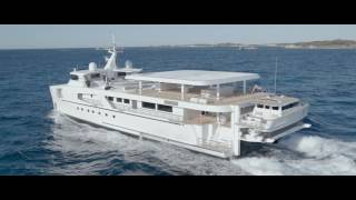 Nonton Echo Yacht's 46m support vessel Charley Film Subtitle Indonesia Streaming Movie Download