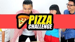Video ANCUR! PIZZA CHALLENGE ft. Cindy Gulla MP3, 3GP, MP4, WEBM, AVI, FLV Mei 2019