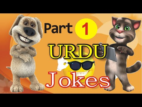 Funny Jokes in Hindi Urdu Talking Tom & Ben News Episode 1