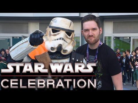 Everything Epic at Star Wars Celebration 2015