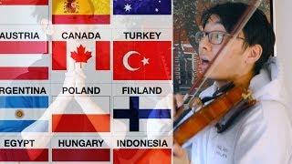 Video Country Sounds on the Violin MP3, 3GP, MP4, WEBM, AVI, FLV Desember 2018