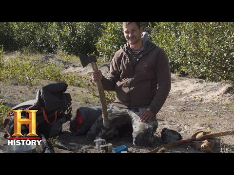 Alone: Jordan is a Jack-of-all-Trades (Season 6) | History