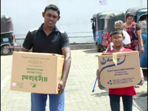 Relief for flood victims: 'Manusath Derana' calls for donations