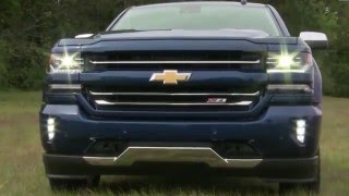 2016 Chevy Silverado 1500 LTZ Z71 First look