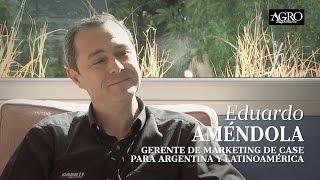 Eduardo Améndola - Gte. de Marketing de Case para Argentina y Latinoamérica