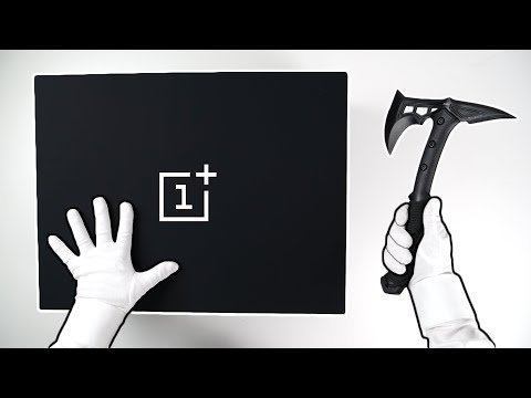 "OnePlus ""MYSTERY BOX"" Unboxing [SOLD OUT] Call of Duty Mobile OnePlus 7 Pro Gameplay"