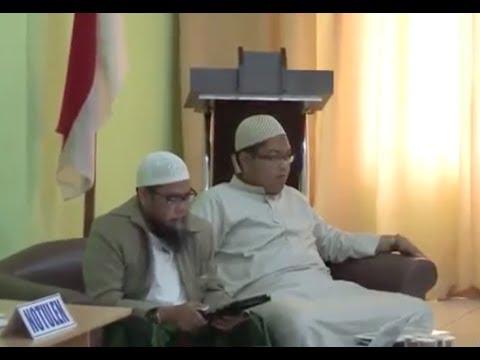 Dialog Ilmiah - Assunah vs Aswaja antara Ustadz Firanda dan Kyai Idrus