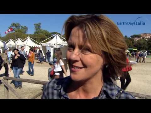 Beatrice Lorenzin, Ministro della salute: Felice di essere qui, natura e salute vanno di pari passo.