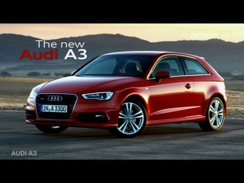 All new AUDI A3 Official Trailer [HD] (Option Auto News)