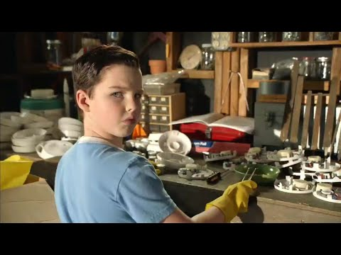 Young Sheldon compilation part 8| Best of young Sheldon