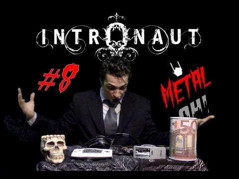 Metal Oh! - #8 INTRONAUT