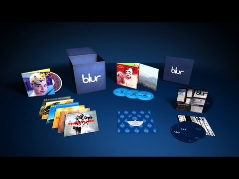 Blur 21   The Box : le coffret collector du groupe anglais arrive !