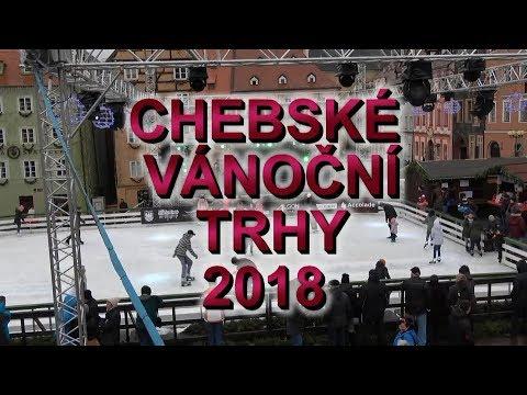 Chebské vánoční trhy 2018 druhá část