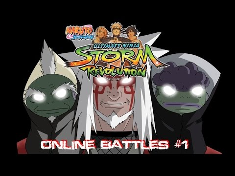 ninja - Sub for more Naruto Shippuden Ultimate Ninja Storm Revolution & Dragon Ball Xenoverse https://www.youtube.com/user/LIVELIKEGODS Apply to the Fullscreen Network!