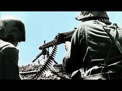 Битва за Сталинград, подборка документальных видеокадров