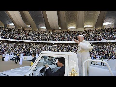 Ολοκλήρωσε την επίσκεψη στα Ηνωμένα Αραβικά Εμιράτα ο Πάπας …