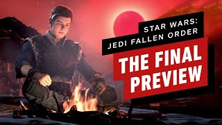 Star Wars Jedi: Fallen Order Preview: It's Deeper Than We Thought by IGN