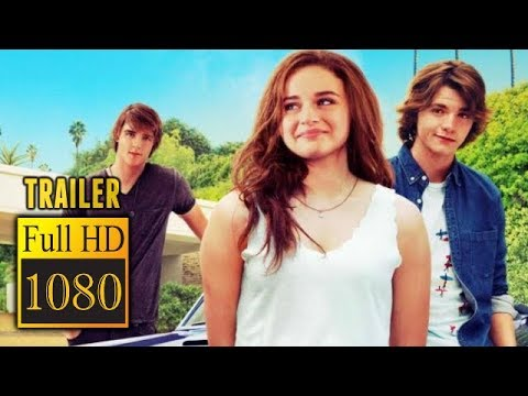 🎥 THE KISSING BOOTH (2018) | Full Movie Trailer in Full HD | 1080p