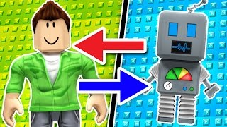 SWITCHING BODIES IN ROBLOX!