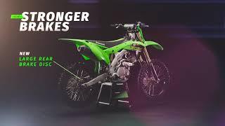 2020 Kawasaki KX250 | Features