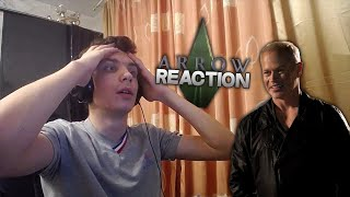 "Reaction | 1 серия 4 сезона ""Arrow/Стрела"""
