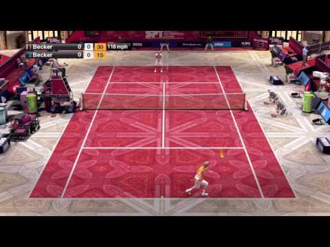 Virtua Tennis 2009 Review for Xbox 360 (HD)