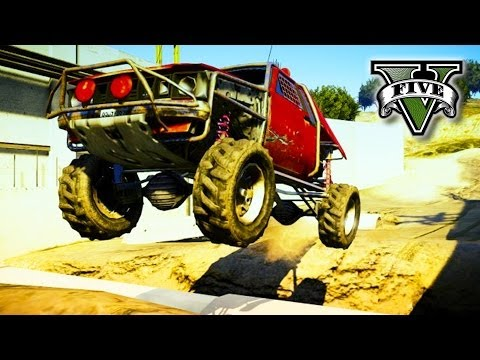 theft - GTA 5 OFF-ROADING - Awesome Jumps & Crashes - Grand Theft Auto V ▻HikePlays - http://www.youtube.com/subscription_center?add_user=HikePlays ▻HikeTheGamer - h...