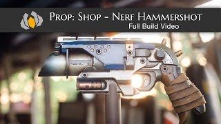 Video Prop: Shop - Nerf Hammershot Mod MP3, 3GP, MP4, WEBM, AVI, FLV Oktober 2017