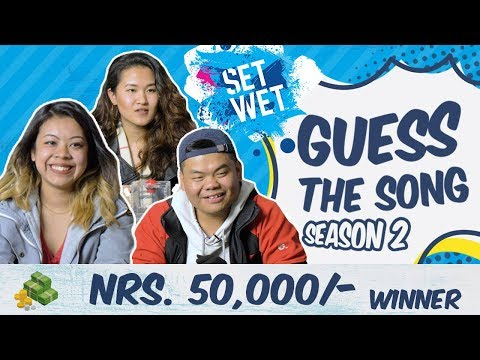 | GUESS THE SONG | Recent Hits | Season 2 Episode 1