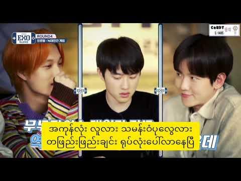 EXO Arcade Season2 Ep 5 Part.2 Myanmar sub