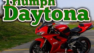 5. Regular Car Reviews: 2011 Triumph Daytona 675