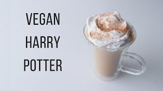 Vegan Harry Potter Recipes!