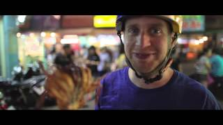 DANNY MACASKILL IN TAIWAN -- powered by Lezyne