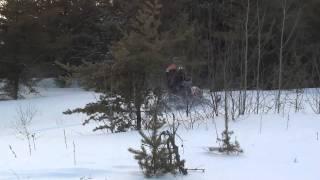 3. 2011 Arctic Cat Crossfire 800