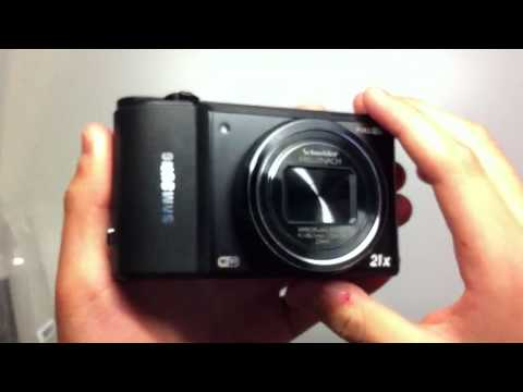 Unboxing Samsung WB850F Smart Camera!