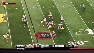 Quincy Enunwa vs Michigan (2013)