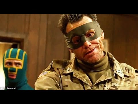 Kick-Ass 2 (Clip 'Super Power')
