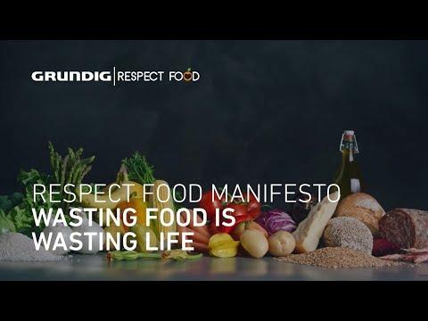 Grundig | Respect Food