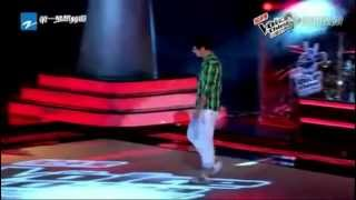 Little Love Song By Duo Liang  Audition 2 The Voice Of China 1