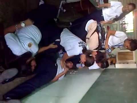 Asalto a Peter la Angila Por estudiantes del Colegio Andres Bello