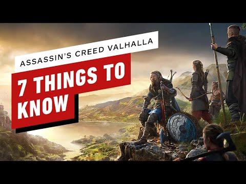 7 Things To Know About Assassin's Creed Valhalla