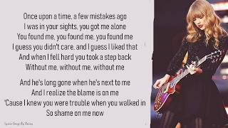 Video Taylor Swift - I Knew You Were Trouble | Lyrics Songs download in MP3, 3GP, MP4, WEBM, AVI, FLV January 2017