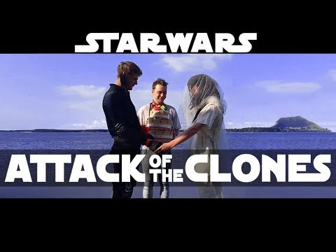 Star Wars Episode II: Attack of the Clones **SPECIAL EDITION**