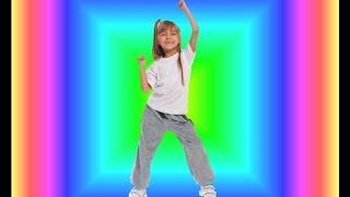 Tanz-Kinderlieder♪ Selbsterklärendes Tanzlied Für Kinder (Kindertanz, Tanzschule, Bewegungslieder)