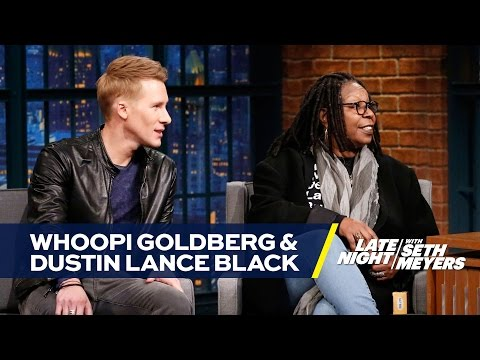 Whoopi Goldberg Will Come After You If You Mess with the Constitution